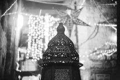 伊斯兰灯笼 免版税图库摄影