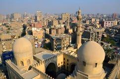 伊斯兰的开罗 图库摄影