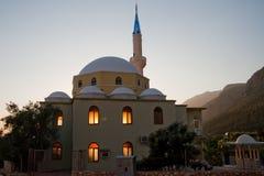 伊斯兰的教会 库存图片
