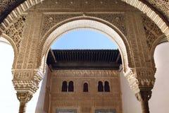 伊斯兰的结构 免版税图库摄影