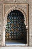 伊斯兰的装饰 图库摄影
