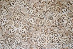 伊斯兰结构的艺术 库存照片