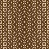 伊斯兰装饰品 与无缝的样式的背景 也corel凹道例证向量 免版税图库摄影