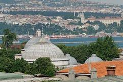 伊斯坦布尔亚洲岸  免版税库存图片