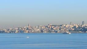 伊斯坦布尔在黎明 股票视频