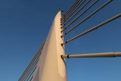伊斯坦布尔地铁桥梁 库存照片