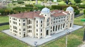 伊斯坦布尔宫殿 免版税库存图片