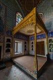 伊斯坦布尔宫殿topkapi 免版税库存图片