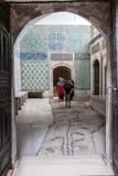 伊斯坦布尔宫殿topkapi 库存图片