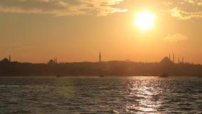 伊斯坦布尔宫殿topkapi 影视素材