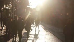 伊斯坦布尔市,少女` s耸立,土耳其12月2016年, 影视素材