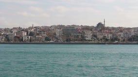 伊斯坦布尔市,自然,建立2016年12月,土耳其 股票录像