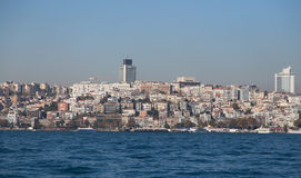 伊斯坦布尔市 库存图片