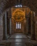 伊斯坦布尔拜占庭式的教会  火鸡 免版税库存图片