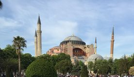 伊斯坦布尔旅行 免版税库存照片