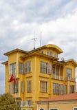 伊斯坦布尔木房子04 图库摄影