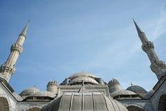 伊斯坦布尔清真寺s王子sehzade火鸡 免版税库存图片