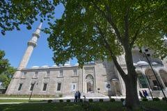 伊斯坦布尔清真寺suleymaniye火鸡 免版税库存照片
