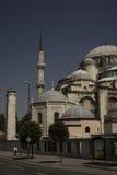 伊斯坦布尔清真寺suleymaniye 免版税库存图片