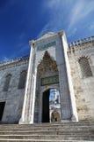 伊斯坦布尔清真寺sultanahmet 免版税库存图片