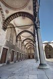 伊斯坦布尔清真寺sultanahmet 库存图片