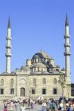 伊斯坦布尔清真寺yeni 库存图片