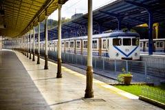 伊斯坦布尔火车站 图库摄影