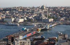 伊斯坦布尔火鸡查阅 免版税图库摄影
