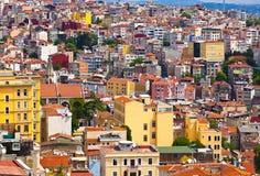 伊斯坦布尔火鸡查阅 库存照片