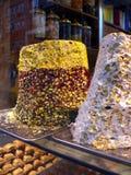 伊斯坦布尔甜点传统土耳其 库存图片