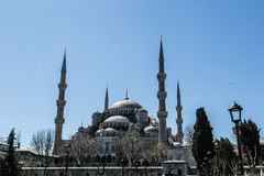 伊斯坦布尔街道 免版税库存照片