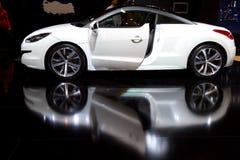 伊斯坦布尔车展2012年 库存图片