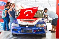 35 伊斯坦布尔集会 免版税库存图片