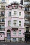 伊斯坦布尔,土耳其- 12月, 29 2009年:Atatà ¼ rk博物馆, ÅžiÅŸli 历史的房子博物馆致力阿塔图尔克生活  免版税库存照片