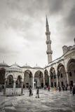 伊斯坦布尔,土耳其- 2015年4月14日: 库存照片