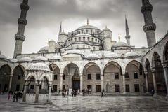 伊斯坦布尔,土耳其- 2015年4月14日: 免版税库存图片