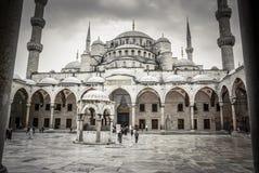 伊斯坦布尔,土耳其- 2015年4月14日: 免版税图库摄影