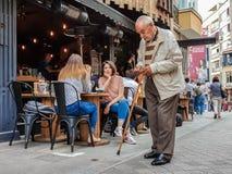 伊斯坦布尔,土耳其- 2017年6月02日: 库存图片
