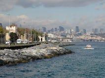 伊斯坦布尔,土耳其 免版税库存图片