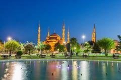伊斯坦布尔,土耳其 免版税库存照片