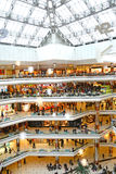 伊斯坦布尔购物中心 库存照片