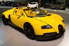 伊斯坦布尔Autoshow 2012年 库存图片
