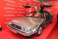 伊斯坦布尔Autoshow 2017年 免版税库存照片