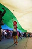 伊斯坦布尔LGBT自豪感2013年 图库摄影