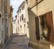 伊斯特尔(普罗旺斯) 免版税库存照片