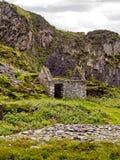 伊斯代尔岛海岛海岸 免版税库存图片