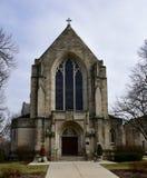 伊曼纽尔主教制度的教会 免版税图库摄影