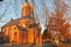 伊曼纽尔团结了教会 免版税库存图片
