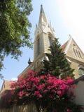 伊曼纽尔教会路德教会 图库摄影