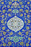 伊朗伊斯法罕瓦片 库存照片